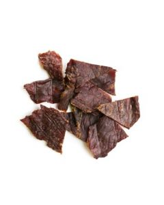 DEHYDRATED BEEF JERKY (GRASS FED AND FREE RANGE)