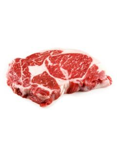 BEEF RIBEYE (CHILLED) GRASS FED AND FREE RANGE